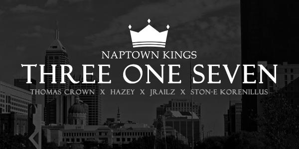 NaptownKings_Thomas Crown_ThreeOneSeven(cover)