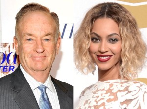 Bill O'Reilly disses Beyonce