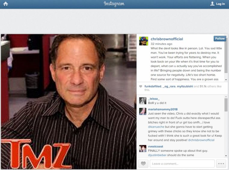 Chris-Brown-Harvey-Levin-TMZ-instagram
