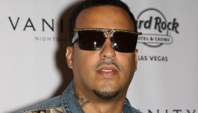 French Montana At Vanity Nightclub