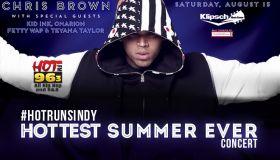 Hottest Summer Chris Brown DL