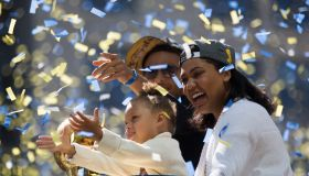 Golden State Warriors Victory Parade And Rally