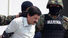 MEXICO-DRUGS-CHAPO GUZMAN-ARREST