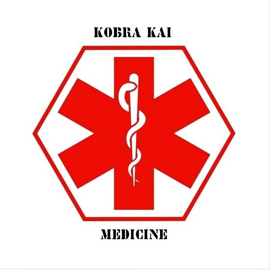 Kobra Kai Medicine