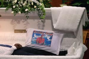 Freddie Gray funeral
