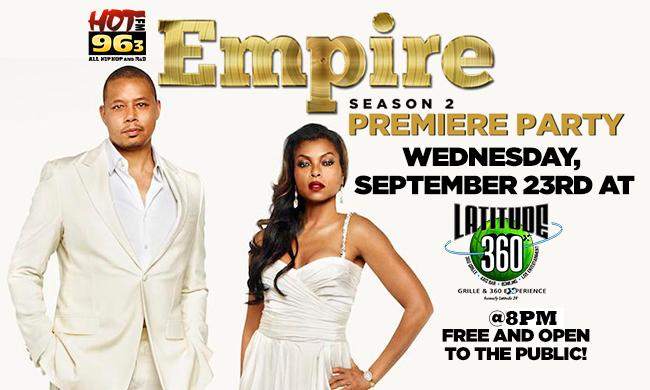 Empire Party Hot963