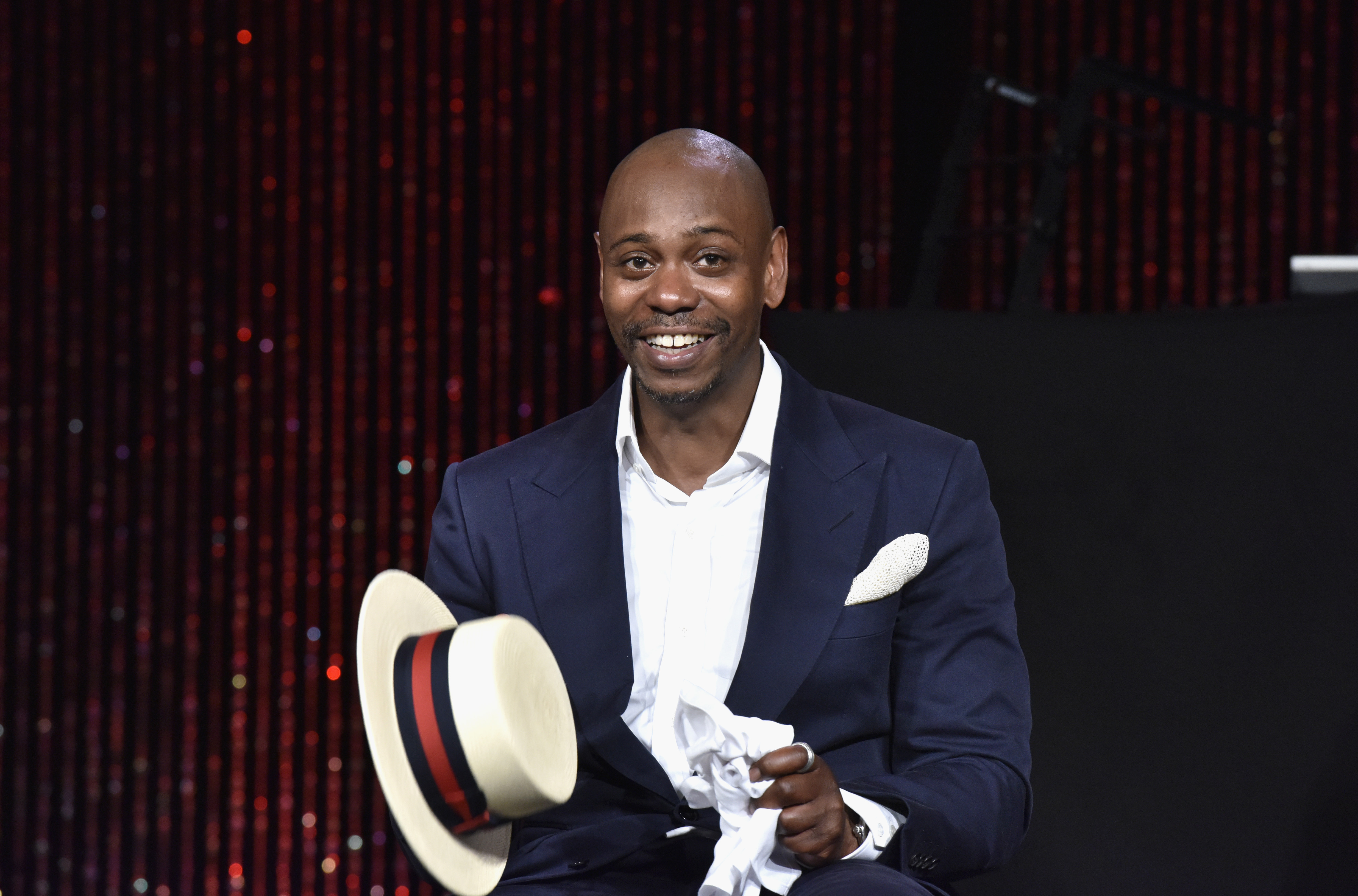 Report: Dave Chappelle Tests Postive For COVID-19