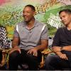 Will Smith, Cara Delevingne, Jay Hernandez,