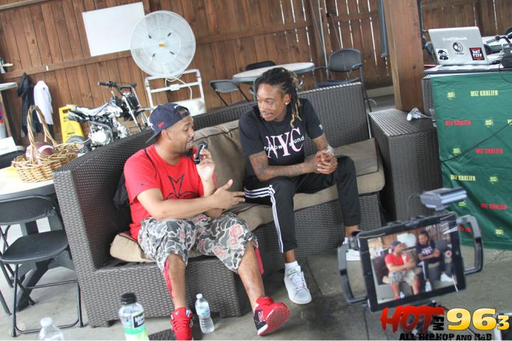 WIZ M&G + INTERVIEW