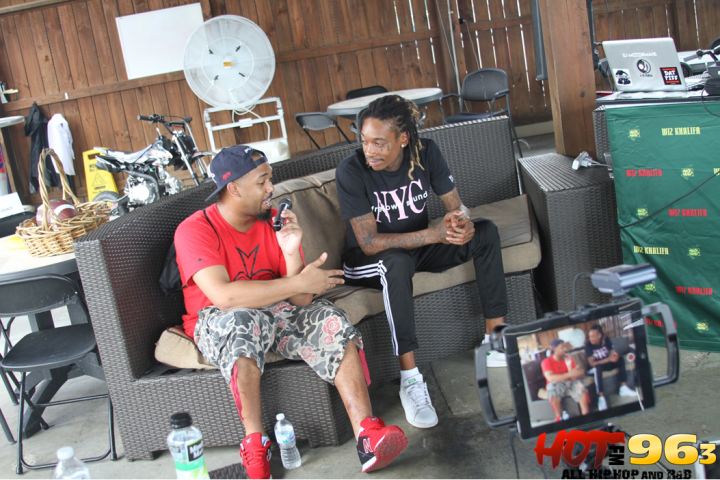 WIZ M&G + INTERVIEW