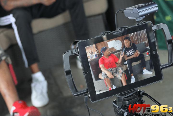 B-Swift Interviews Wiz Khalifa