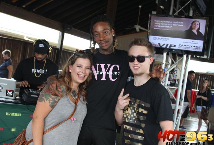 Wiz Khalifa Meet & Greet