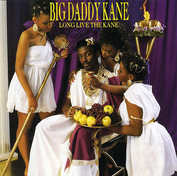 "Big Daddy Kane's ""Long Live The Kane"""