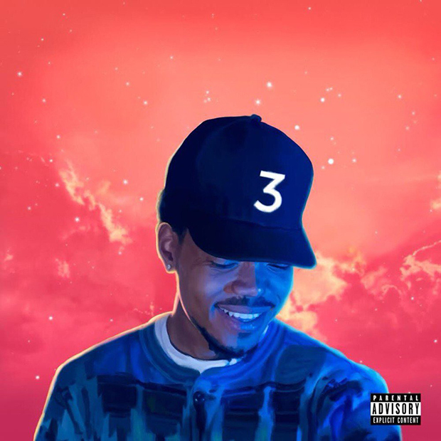 Marvel Hip-Hop Variants- Chance The Rapper, Coloring Book