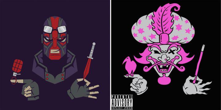 Insane Clown Posse x Foolkiller