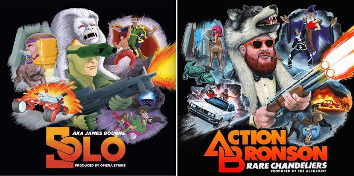 Action Bronson x Solo