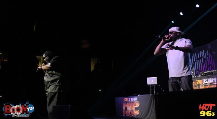 Legends Of Southern Hip-Hop