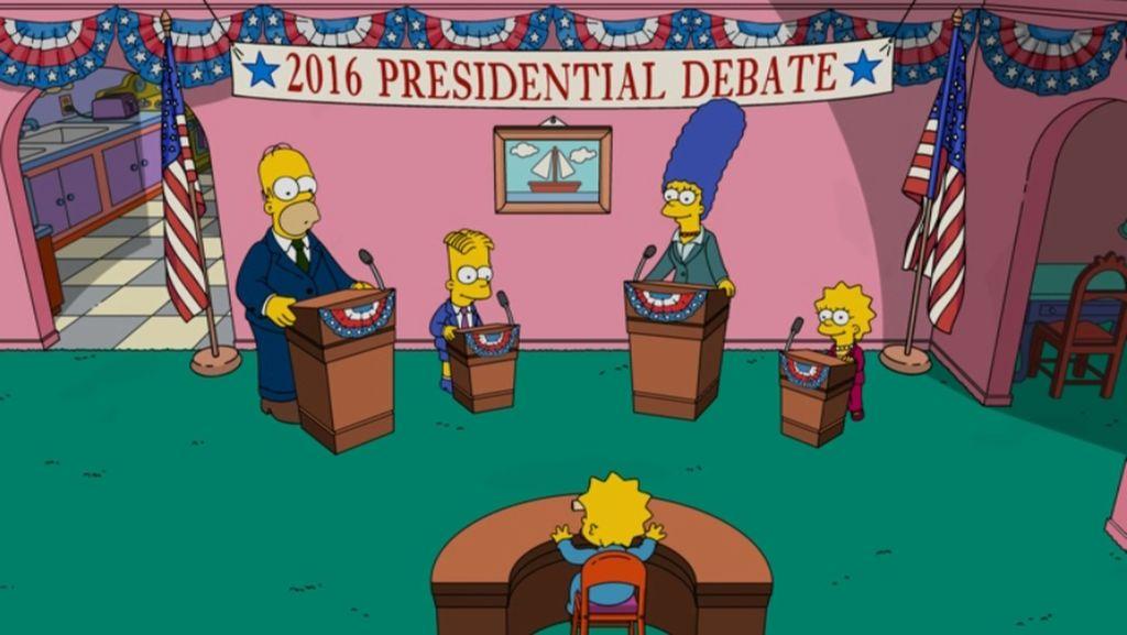 FOX's 'The Simpsons' - Season Twenty-Seven