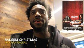 Pacers - Rakeem Christmas