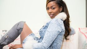 Hip-hop Artist Kash Doll Visits Music Choice