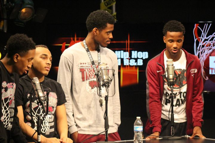 Tindley HS Basketball Team