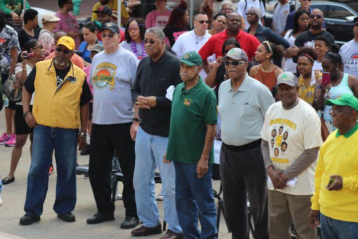 State Championship Community Pep-Rally