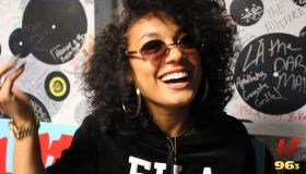 Dani Leigh Hot 96.3 Interview