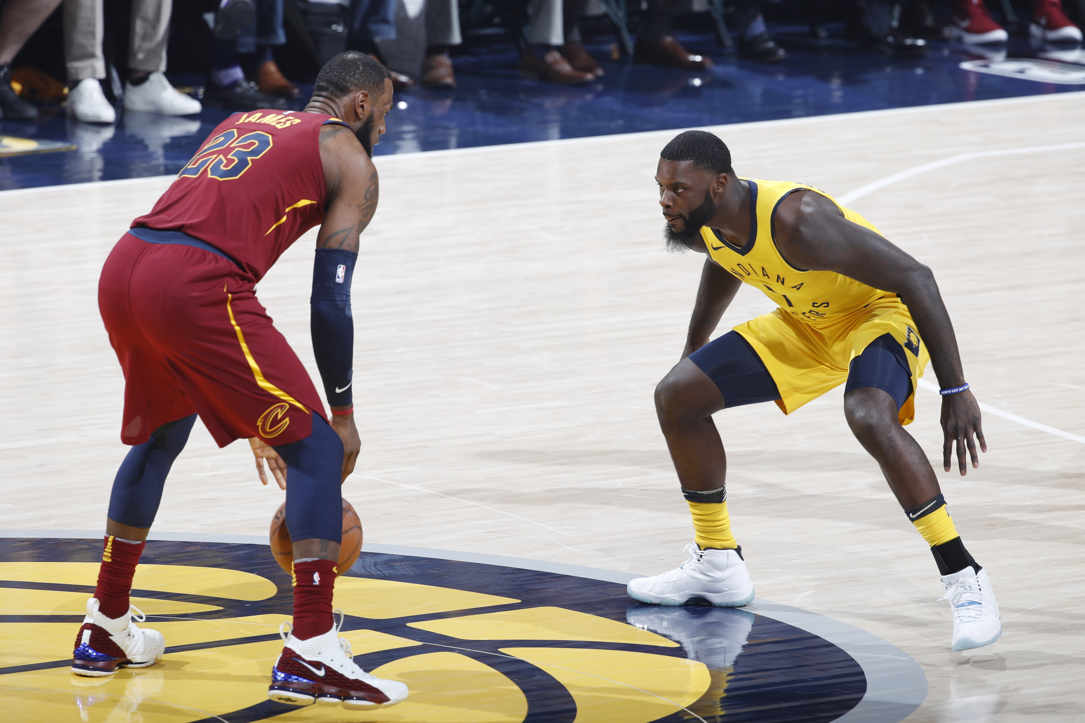 Cleveland Cavaliers v Indiana Pacers - Game Three