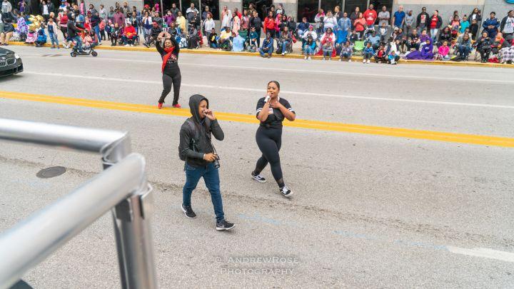 2018 Circle City Classic Parade