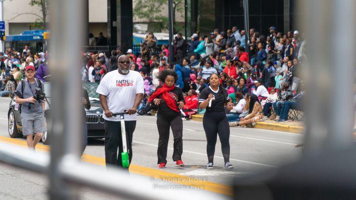 2018 Circle City Classic Parade