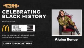 McDonald's Black History Month Podcast: Alaina Renae