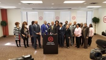 AACI Hate Crime Press Conference