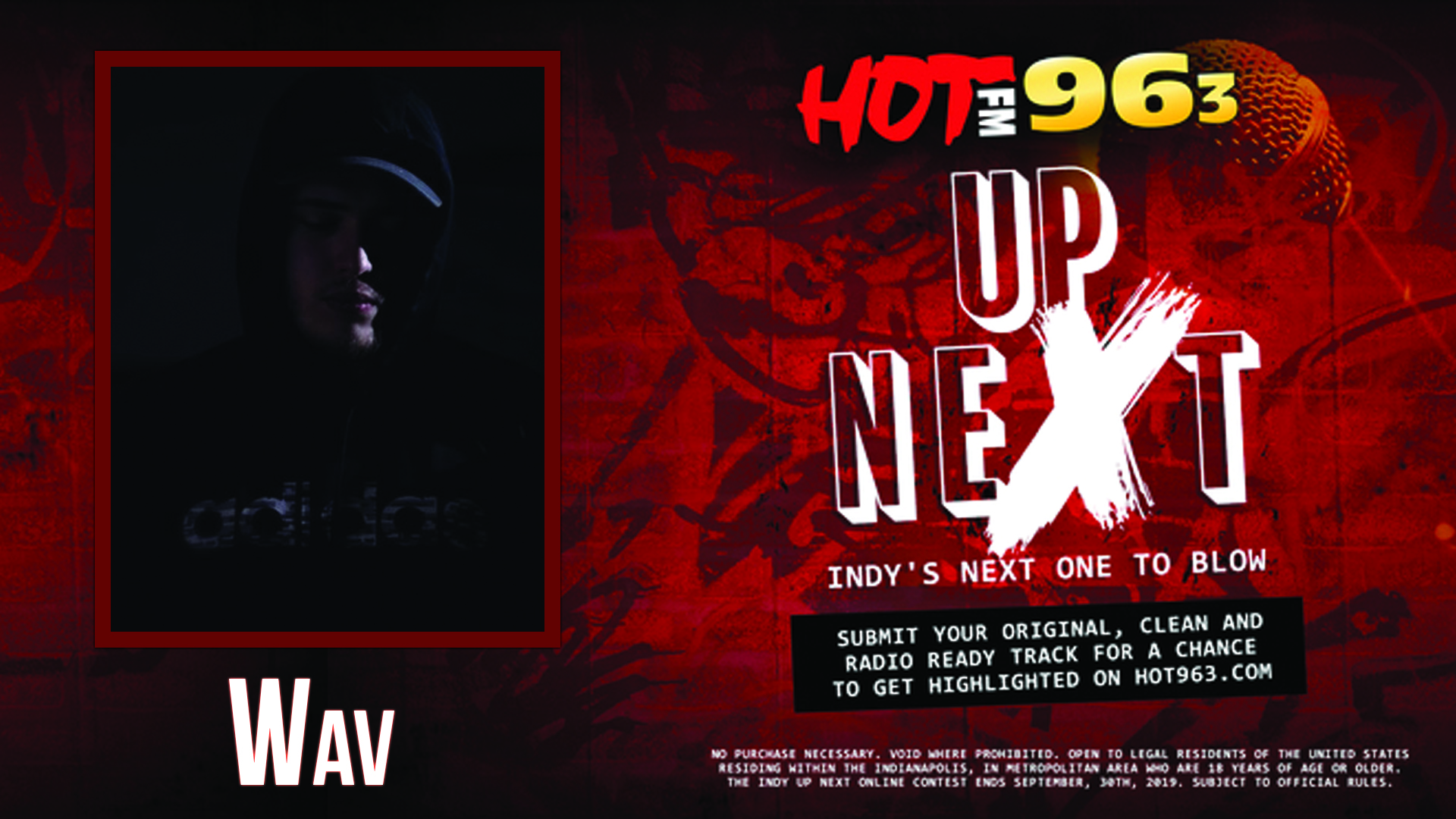Up Next: Indy's Next One To Blow: Wav