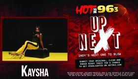 Up Next: Indy's Next One To Blow: Kaysha