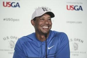 Tiger Woods - 2018 US OPEN Golf