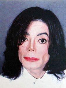 Michael Jackson Surrenders