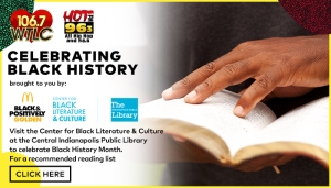 Black History Month Reading List Graphic 2020