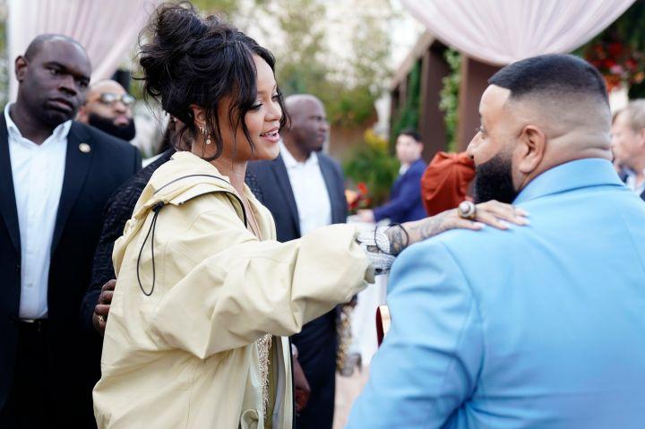 Rihanna And DJ Khaled Roc Nation Brunch 2020