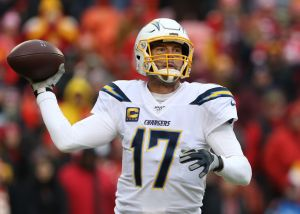 NFL: DEC 29 Chargers at Chiefs