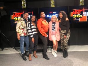 Up Next Cypher: Women's History Month