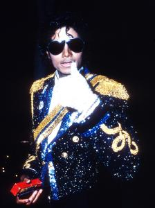 Michael Jackson Grammy Winner