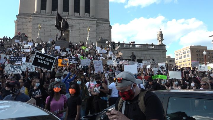 Indianapolis Protest Day 2