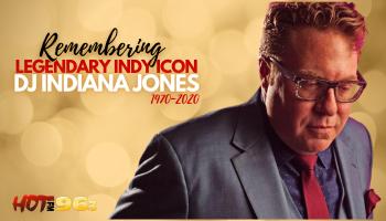 DJ Indiana Jones Tribute