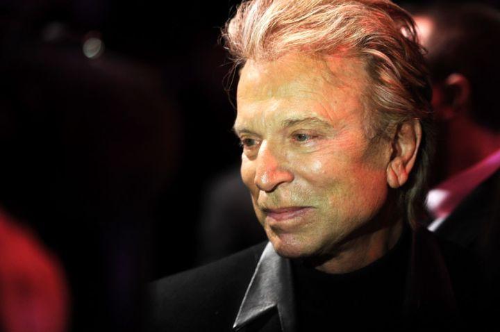 Magician Siegfried Fischbacher died