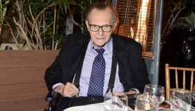 Friars Club Honors Larry King For His 86th Birthday At The Crescent Hotel