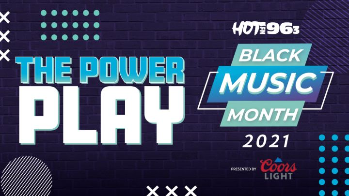 The Power Play: Black Music Month