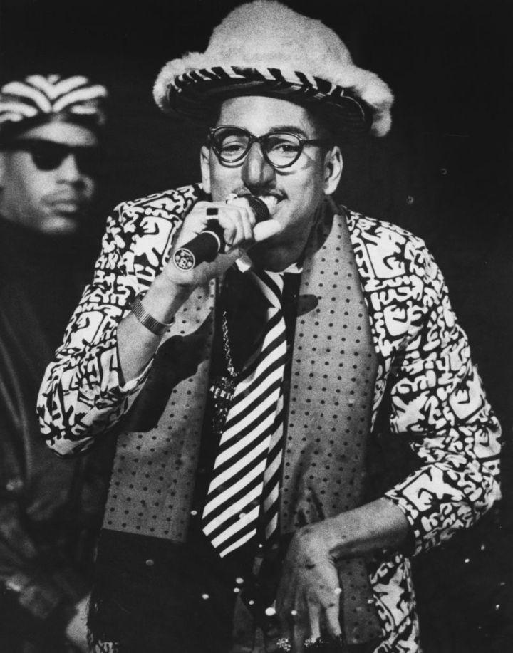 Shock G, rapper-producer, 57