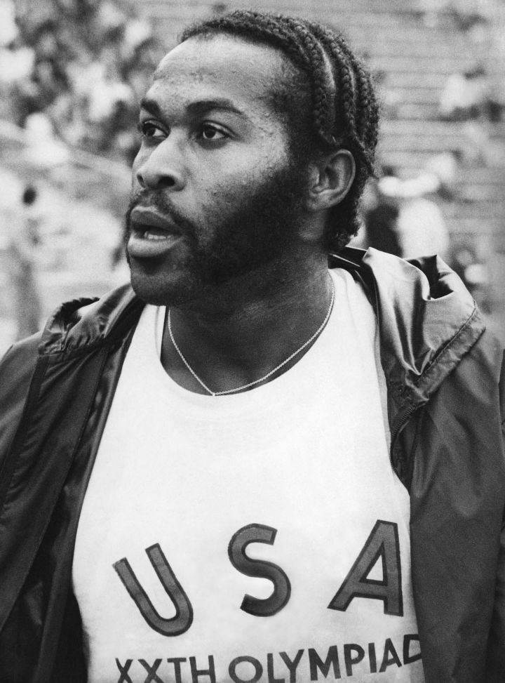 Lee Evans, Olympic champion, 74