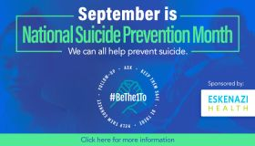 Suicide Prevention 2021