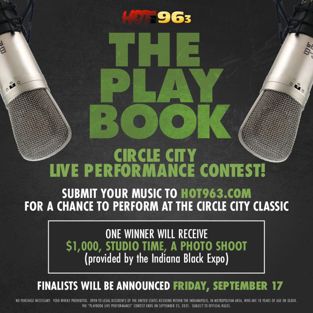 The Playbook Circle City Live Performance Contest